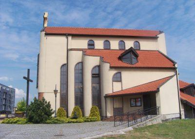 Kościół pw. św. Maksymiliana Marii Kolbego