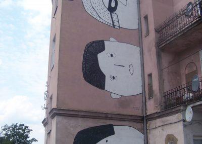 Mural Przyjaźń