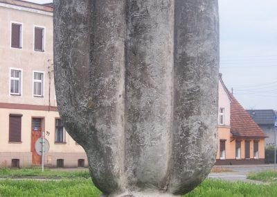 """Rzeźba """"Organy"""""""