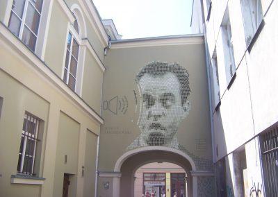 Mural Romana Maciejewskiego