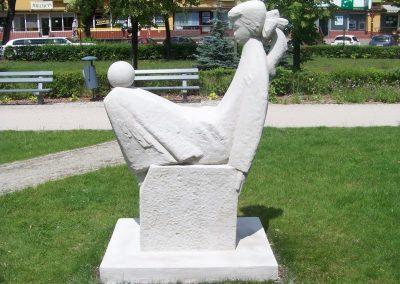 """Rzeźba """"Kasia"""""""