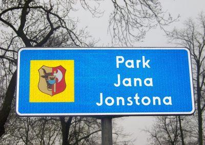 Park im. Jana Jonstona