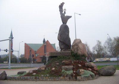 Pomnik 200-lecia Konstytucji 3 Maja i Odzyskania Niepodległości