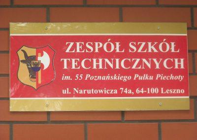 Zespół Szkół Technicznych im. 55 Poznańskiego Pułku Piechoty