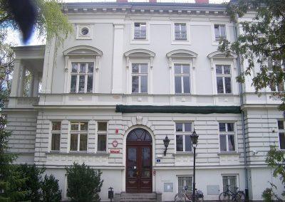 Sąd Rejonowy na ul. Kasprowicza