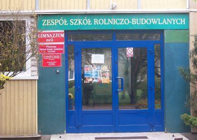 Zespół Szkół Rolniczo Budowlanych im. Synów Pułku