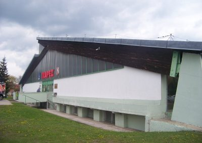 Hala Sportowo – Widowiskowa Trapez
