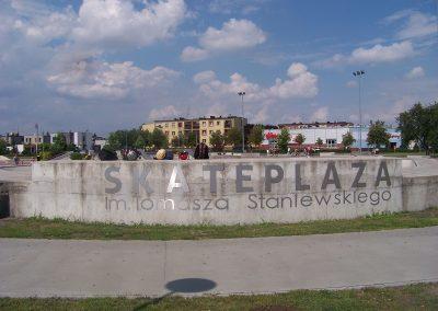 Skateplaza im. Tomasza Staniewskiego