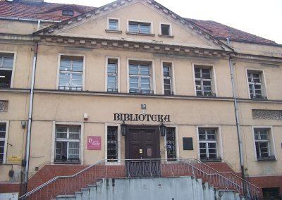 Miejska Biblioteka Publiczna im. Stanisława Grochowiaka