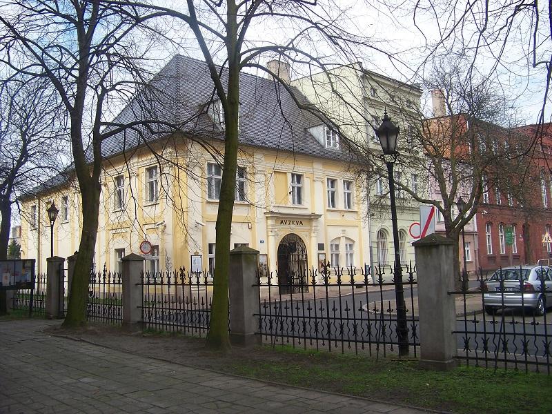 Muzeum Okręgowe w Lesznie.