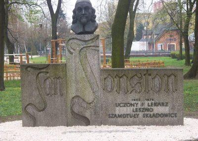 Pomnik Jana Jonstona