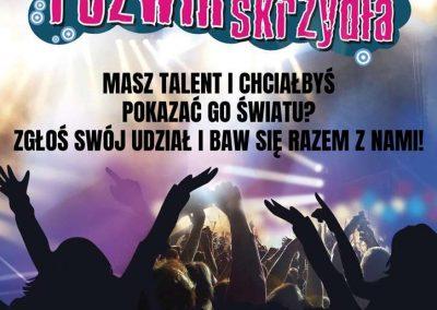 X Jubileuszowy Konkurs Talentów Rozwiń Skrzydła
