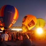pokaz balonów